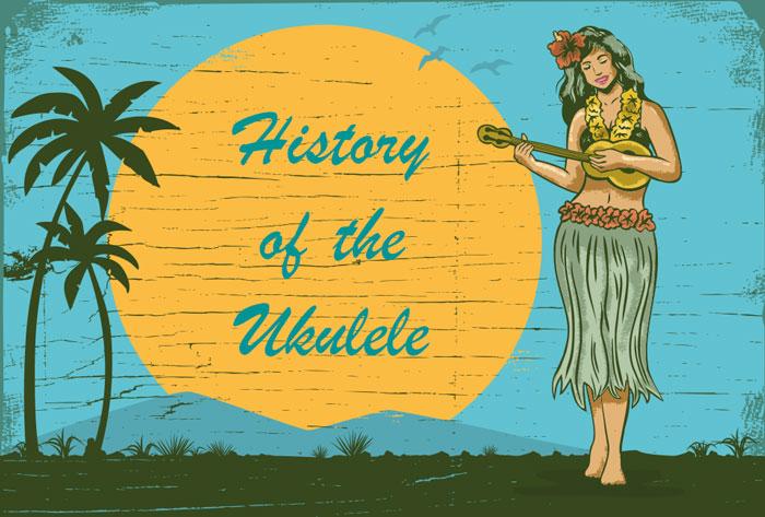 Ukulele Geschichte Ukulele Hawaii