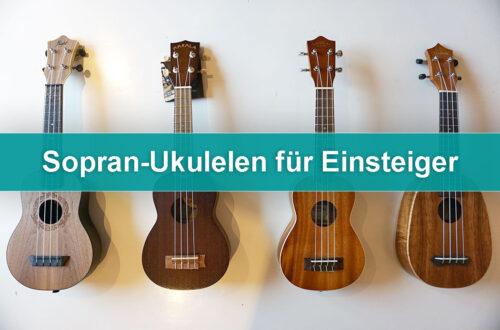 Sopran Ukulele kaufen Thomann